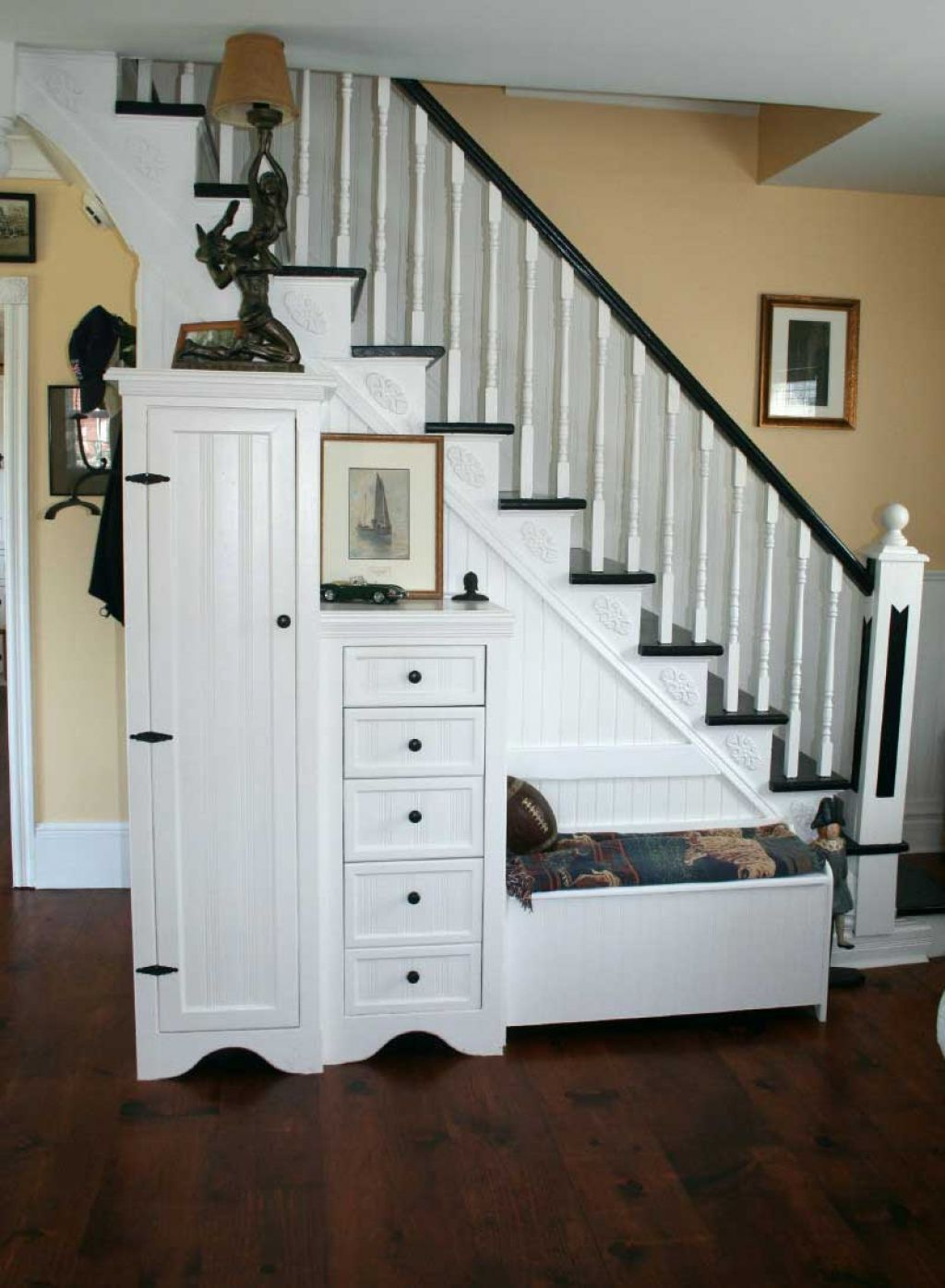 Creative Ideas For Maximizing Space Under The Stairs