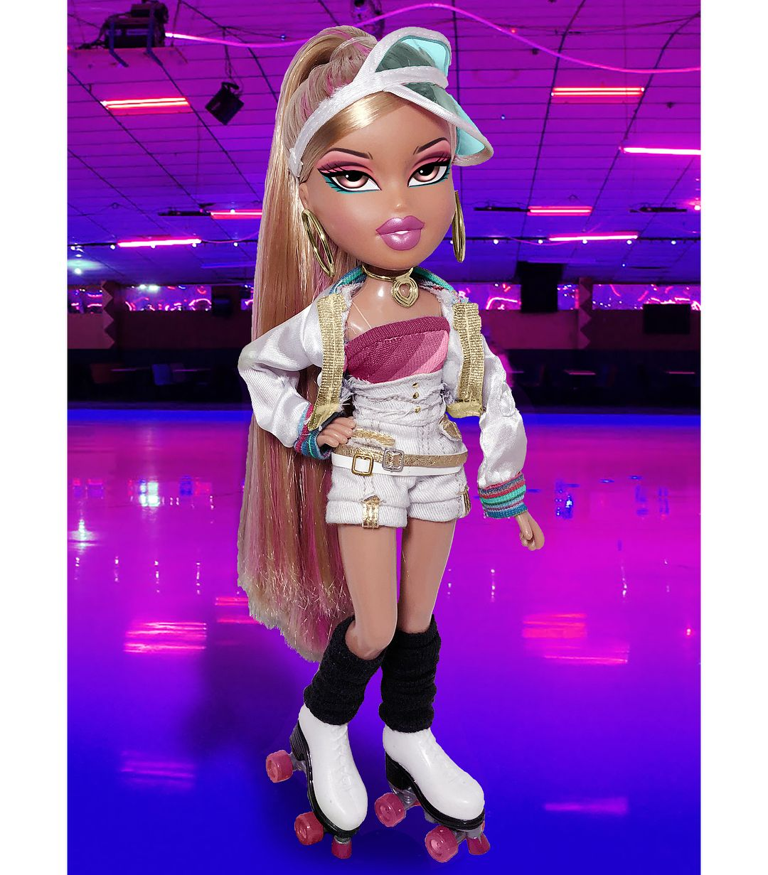 Wake Me Up Before You Go Go This Theme For Picture This Dntm This Week Was The 80 S And I Decided To Go With Your V Bratz Doll Outfits Bratz Girls Girl
