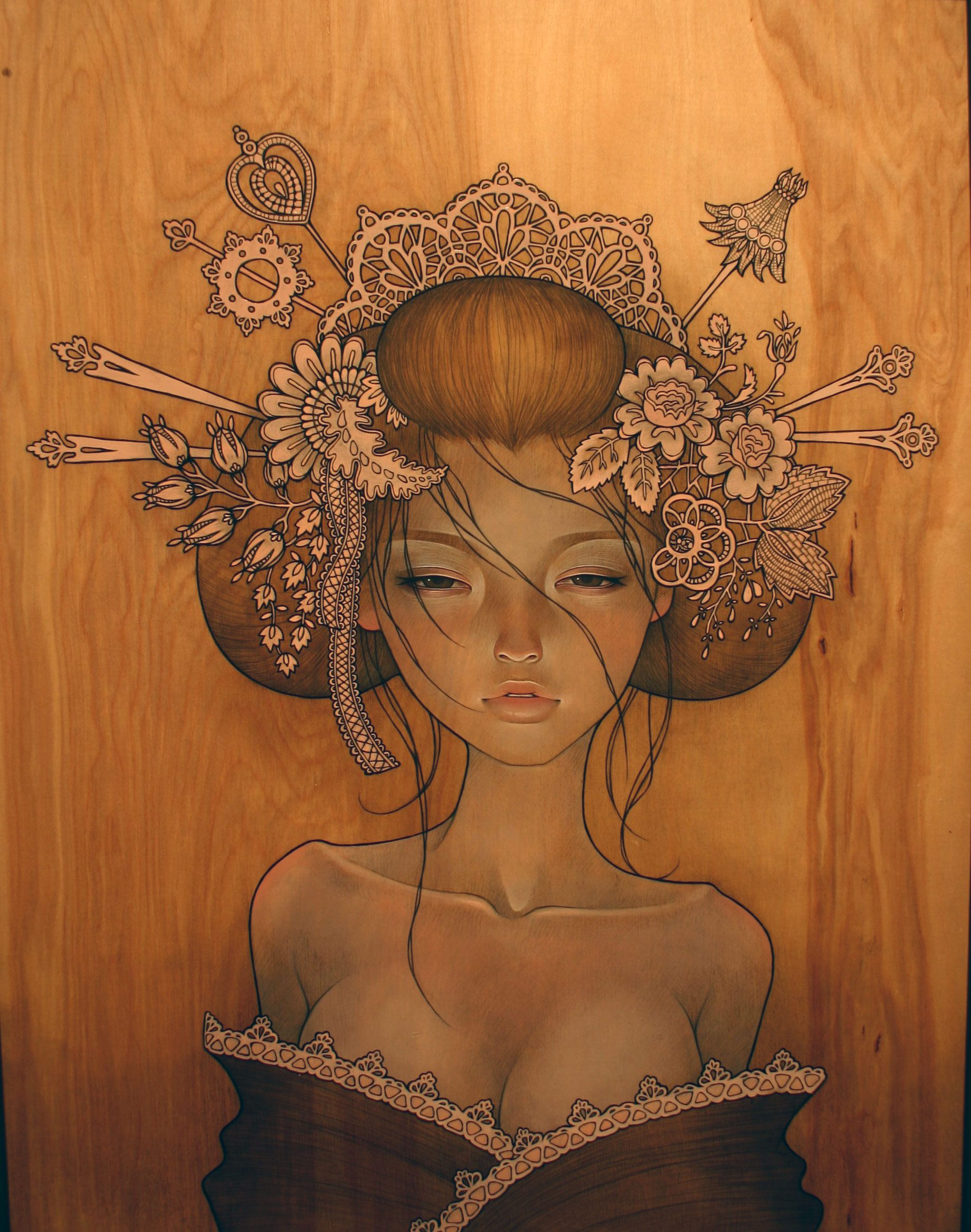 Image result for Audrey Kawasaki