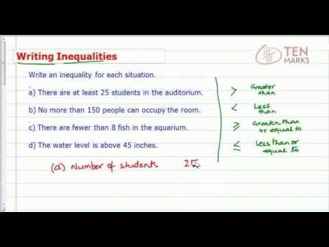 13 Inequalities Ideas Middle School Math Teaching Algebra Inequality