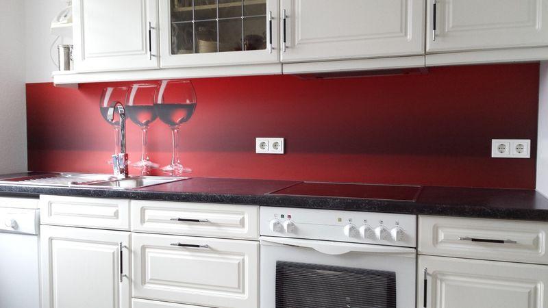 Die individuelle Küchenrückwand für Deine Küche mit tollen