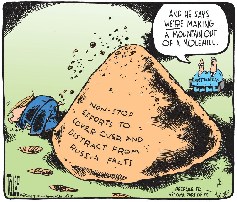 The Comic News Editorial Cartoon By Paul Conrad Tribune: Pin By Arletha Pappas On Trump Memes