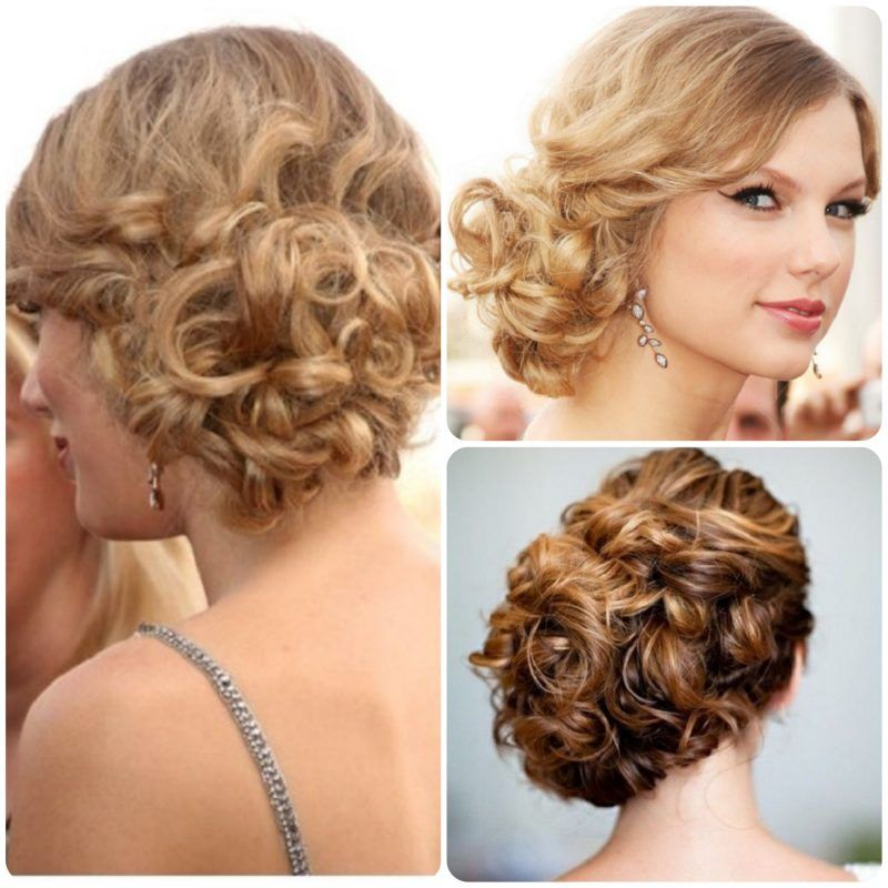 Fantastic Romantic 21 Curls Updos Instructions Awe One