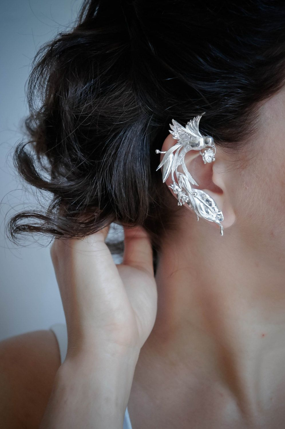 Rings Earrings Ear Climbers And Jackets By The Manerovs On Etsy
