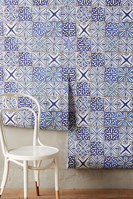 M and s home wallpaper decor