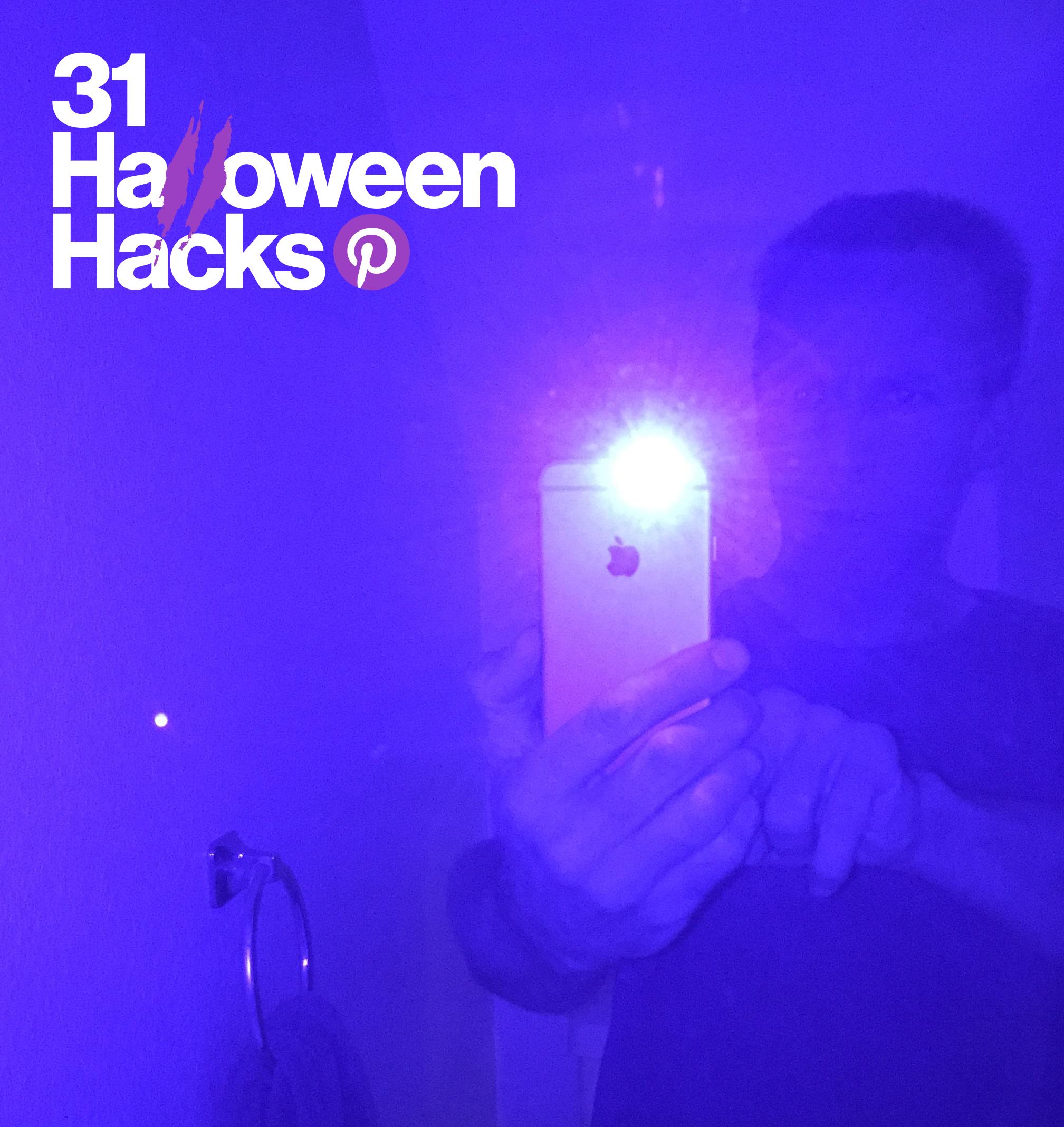 Halloween hack 20/31   31 Halloween hacks   Pinterest   Spooky ...