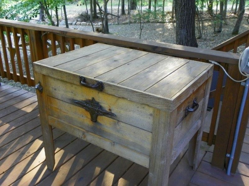 outdoor cooler stand - Google Search