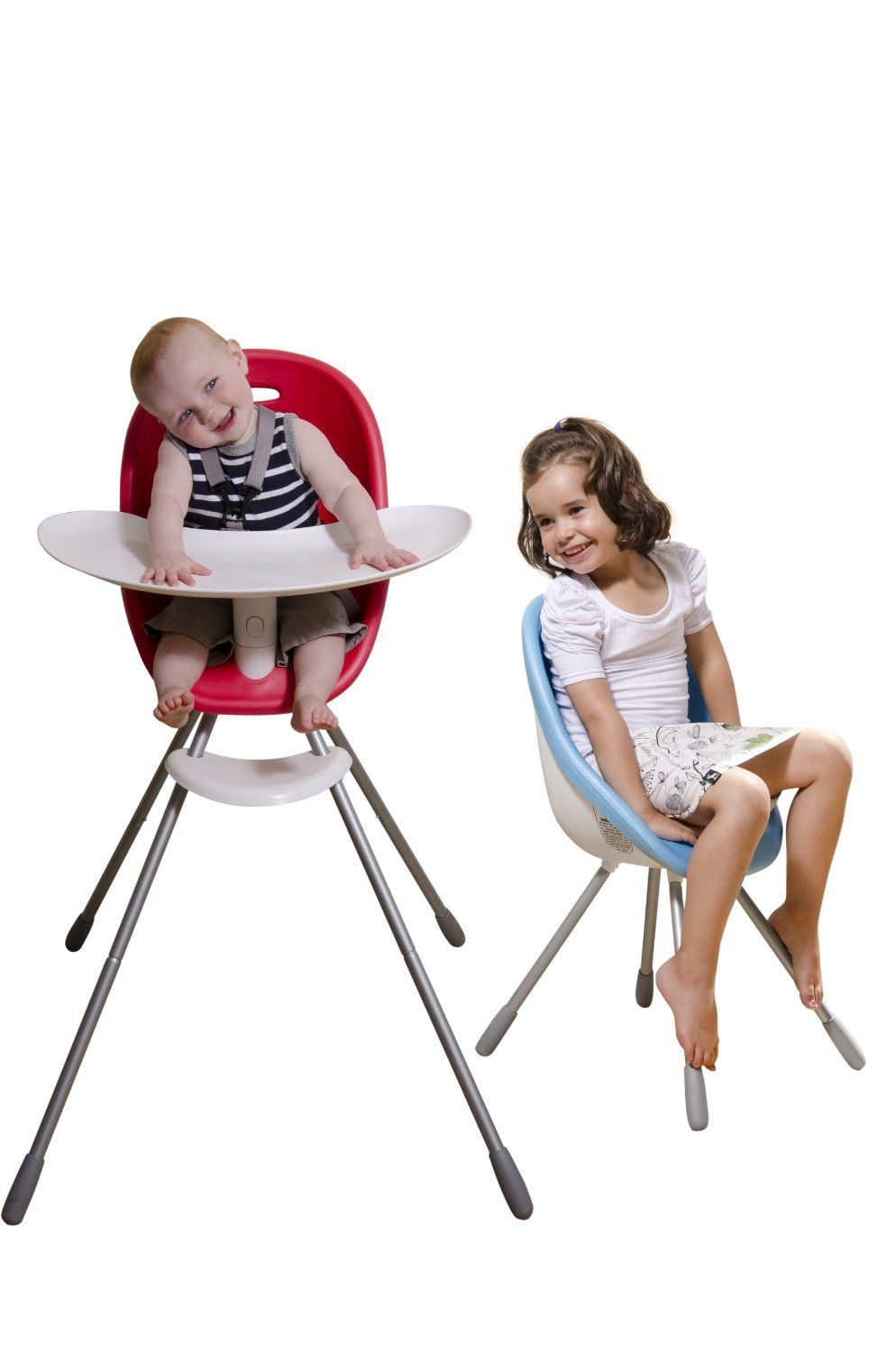 phil and teds poppy high chair - high chairs for small spaces | High ...