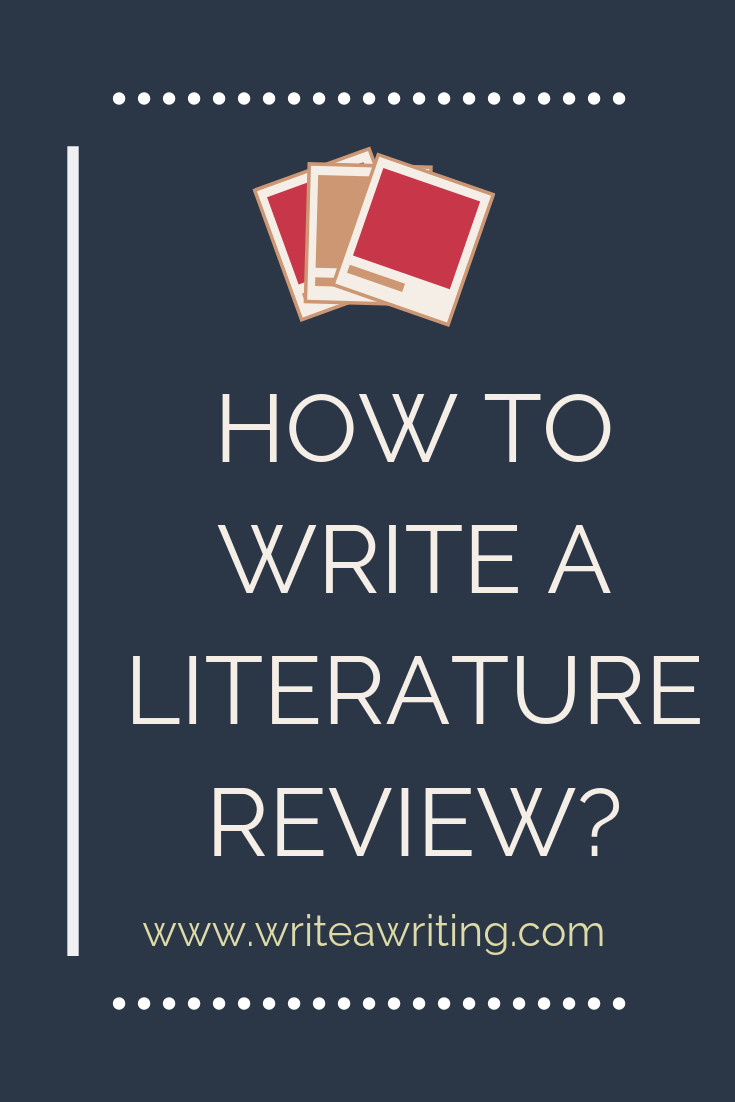 Buying a dissertation literature review