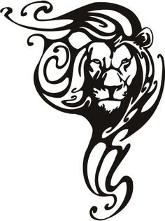 c5f80931e tribal drawings - Google Search | Tattoo ideas | Tribal lion tattoo ...