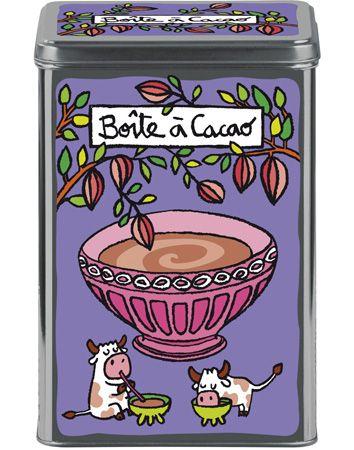 Scatola Cacao
