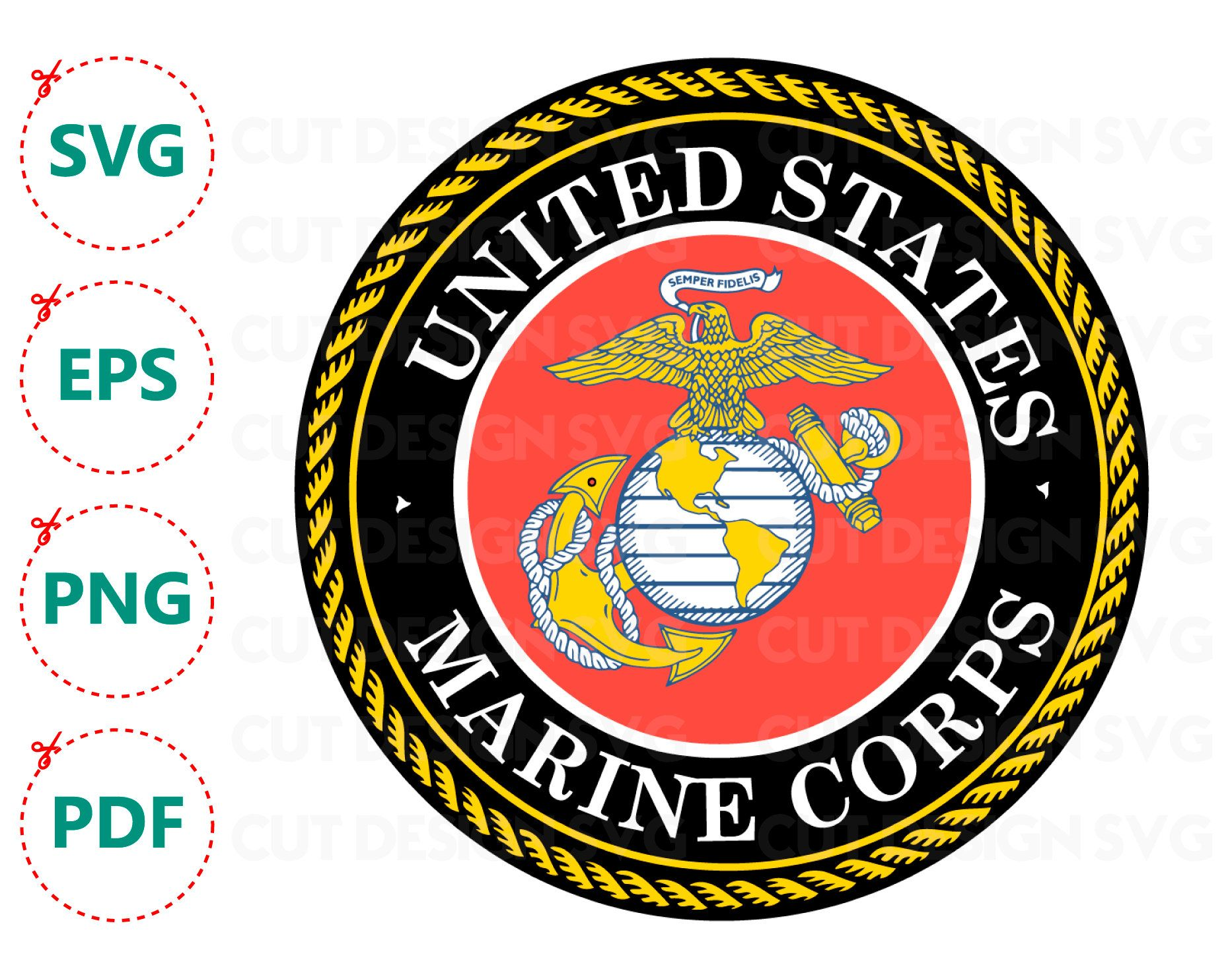 marine corps logo svg vector and clip art inspiration u2022 rh clipartsource today free marine corps emblem vector marine corps league logo vector