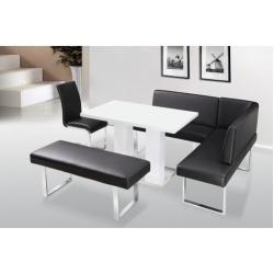Gepolsterte Sitzbank Havilland aus KunstlederWayfair.de