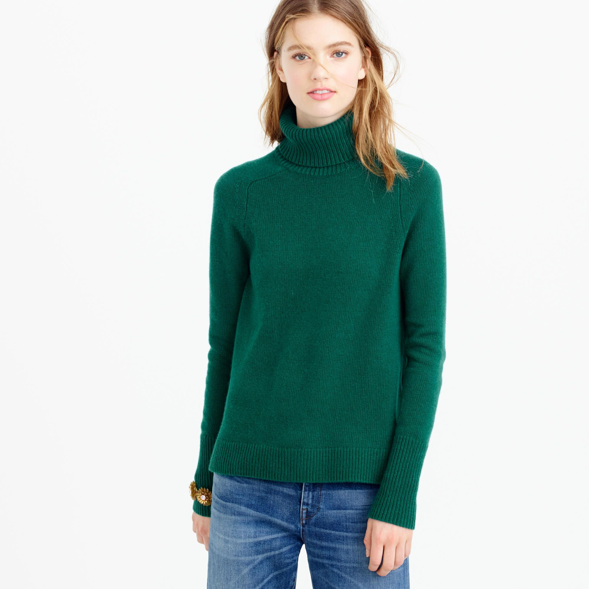 Image result for model wearing cashmere turtle neck sweater | My ...