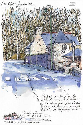 Une Bretagne par les Contours / Lanildut