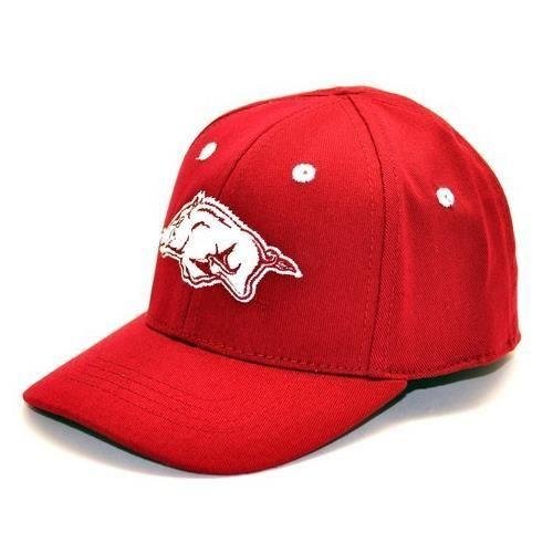 Arkansas Razorback Infant Hat Top of the World Cub One Fit