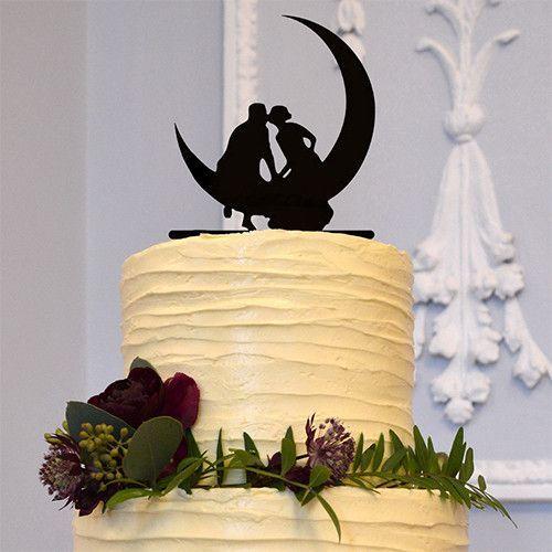Wedding Cake Topper Romantic Kiss Hold Hands Anniversary Engagement Cake Topper Wedding Romantic Romantic Cake Topper Wedding Cake Decorations