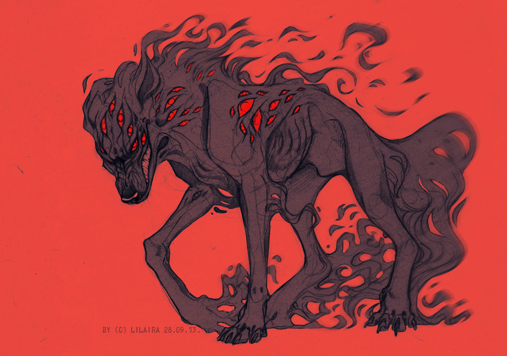Photo of Red eyes by LiLaiRa on DeviantArt