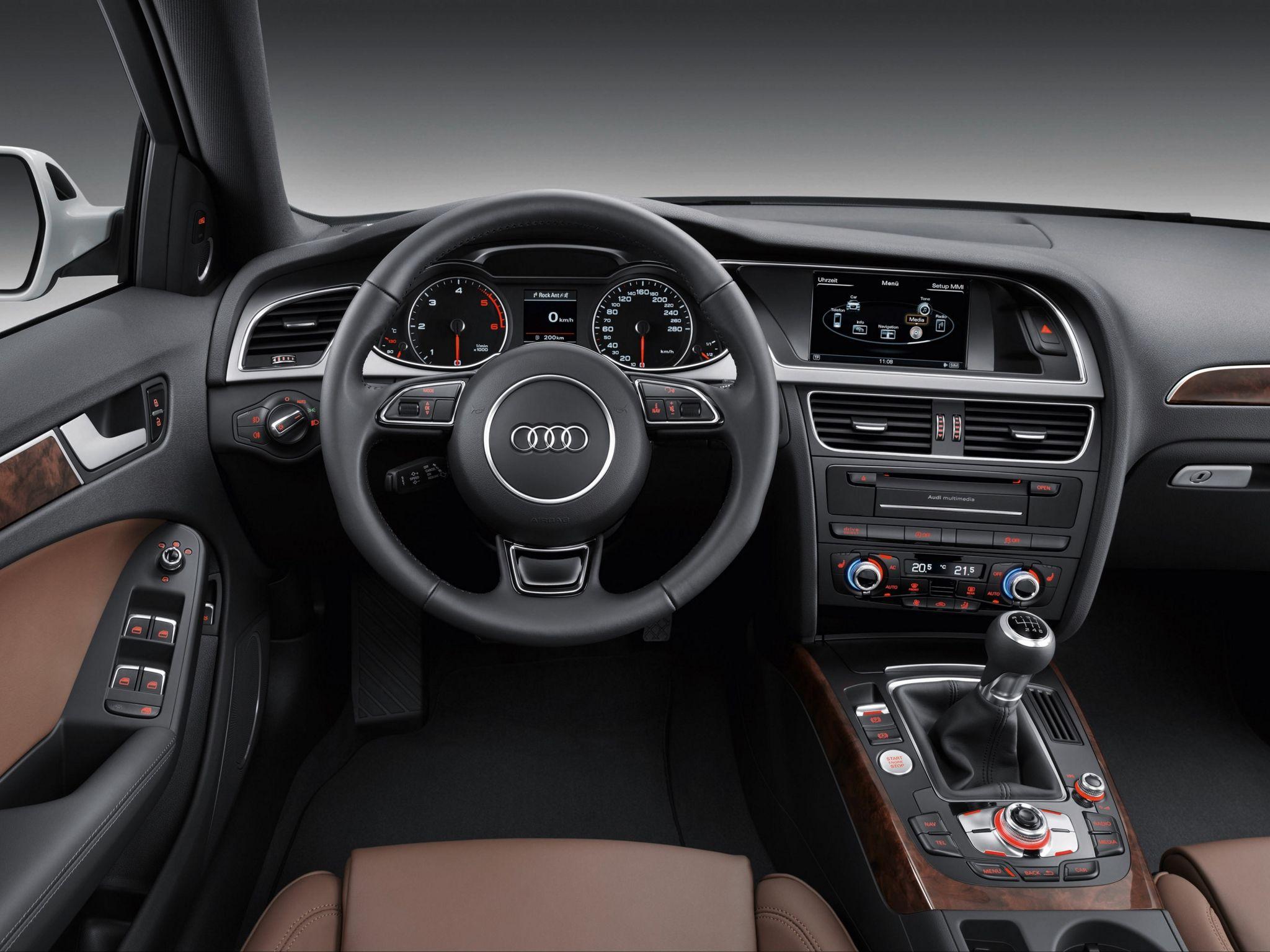 Audi A4 2 0 Tdi Quattro Avant B8 8k 2012 15