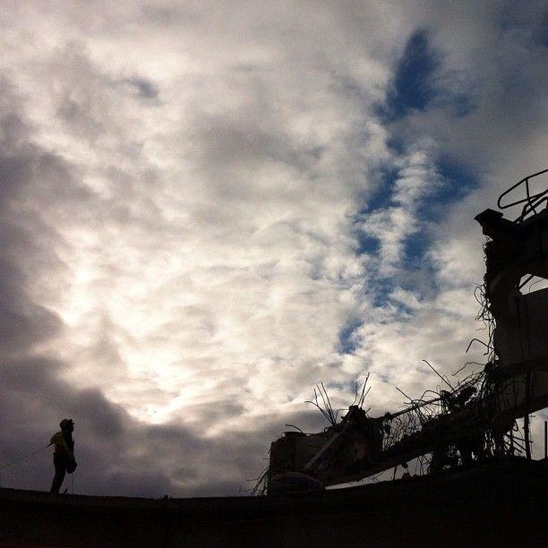 Up - Looking up #MARCHphotoaday - @din0u- #webstagram