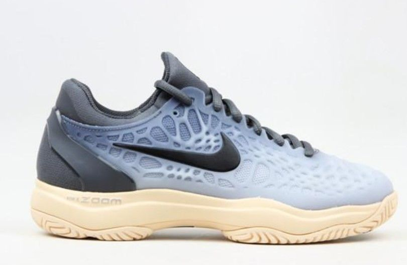 promo code ee651 2f8b7 Nike Womens Air Zoom Cage 3 HC Athletic Snickers Running Tennis Shoes Size  5.5  Nike  Tennis