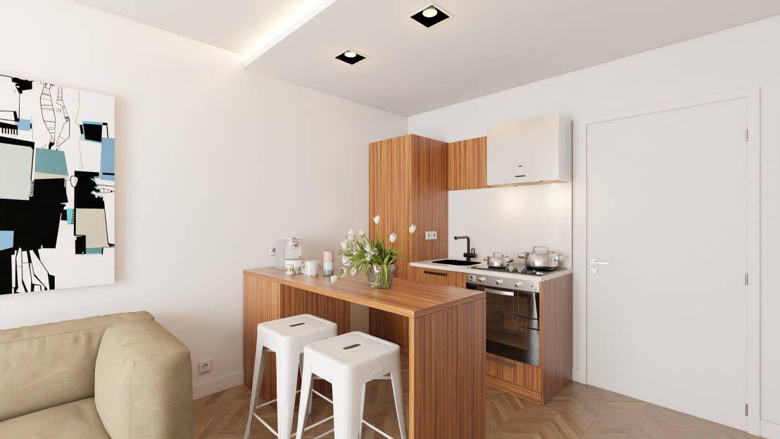 Come Arredare una Cucina Piccola: Idee per Spazi Stretti | Interiors
