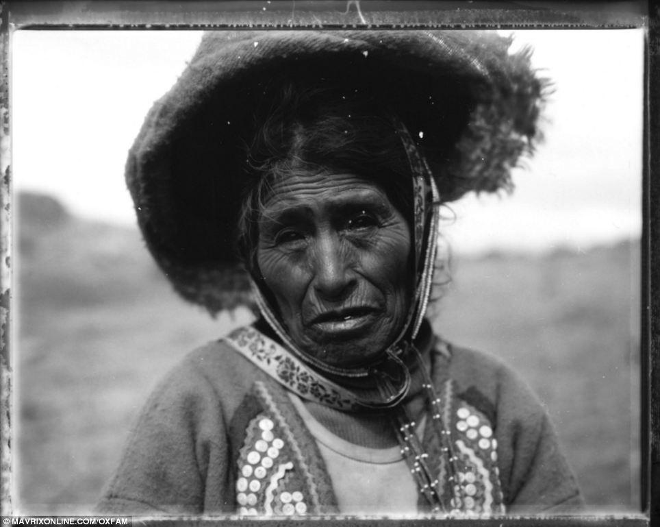 Peru. Helena Christensen