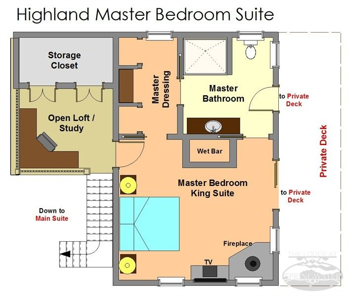 Chic 1 Floor Plan Highland Master. Master Bedroom AdditionMaster SuiteMaster  ...
