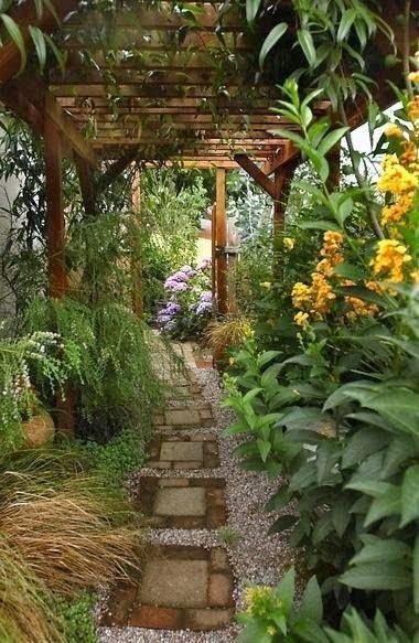 11 diy canopy ideas for your garden - Brick Canopy Ideas
