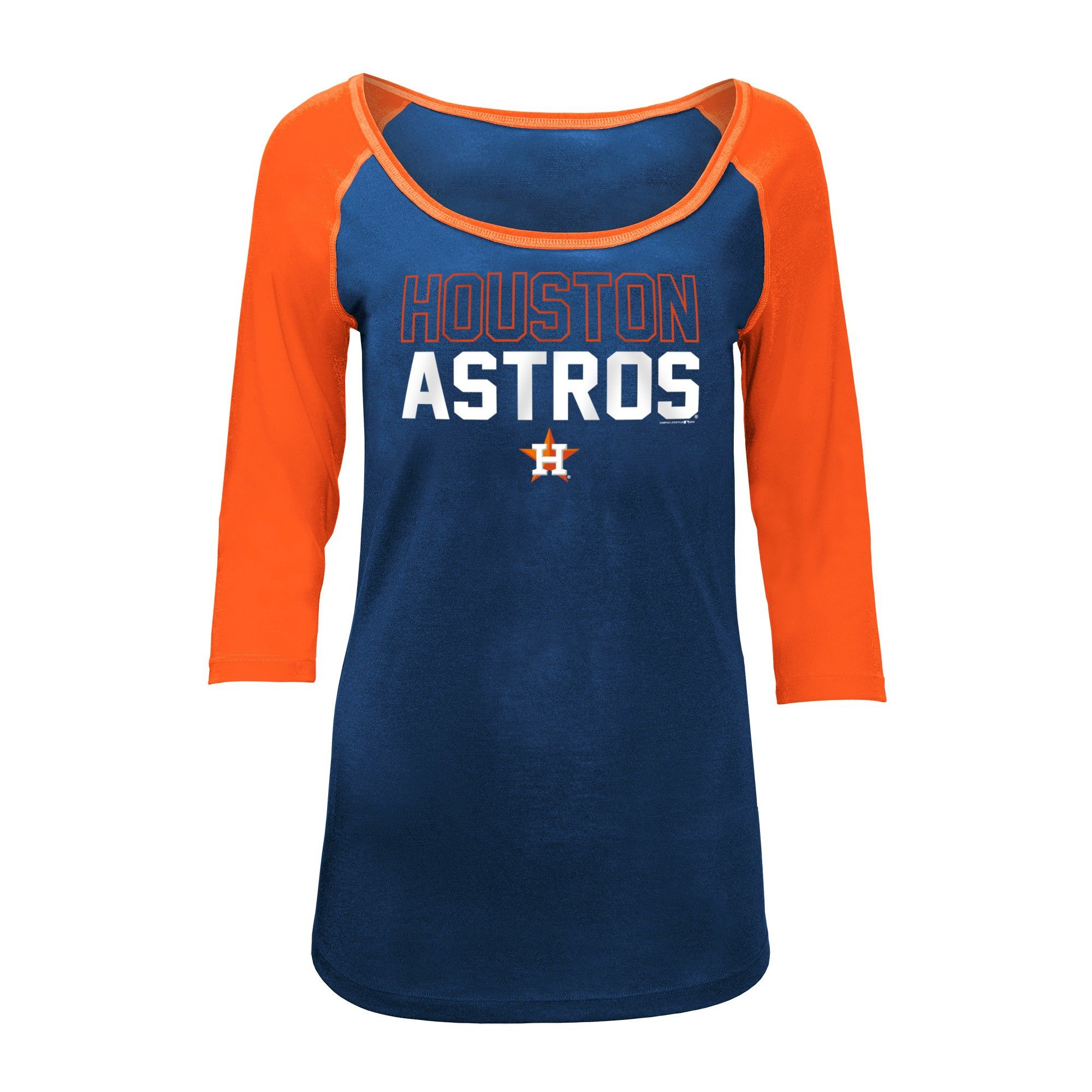 brand new f0b77 fe68c Houston Astros Women's Play Ball Fashion Jersey - M, Size ...