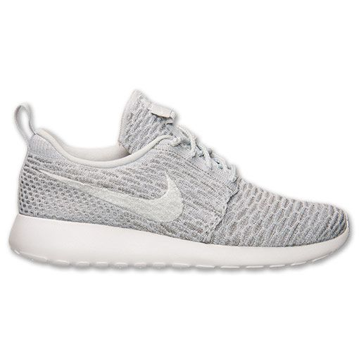 new concept 23970 dc3bd Womens Nike Roshe One Flyknit Casual Shoes- size 7
