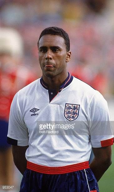 Portrait Of David Rocastle Of England Before The International Friendly Match Against Denmark Played In Copenha England Football England Football Team Football