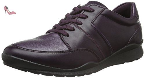 Mobile III, Baskets Femme - Violet (Night SHADE/MAUVE59968), 39 EUEcco