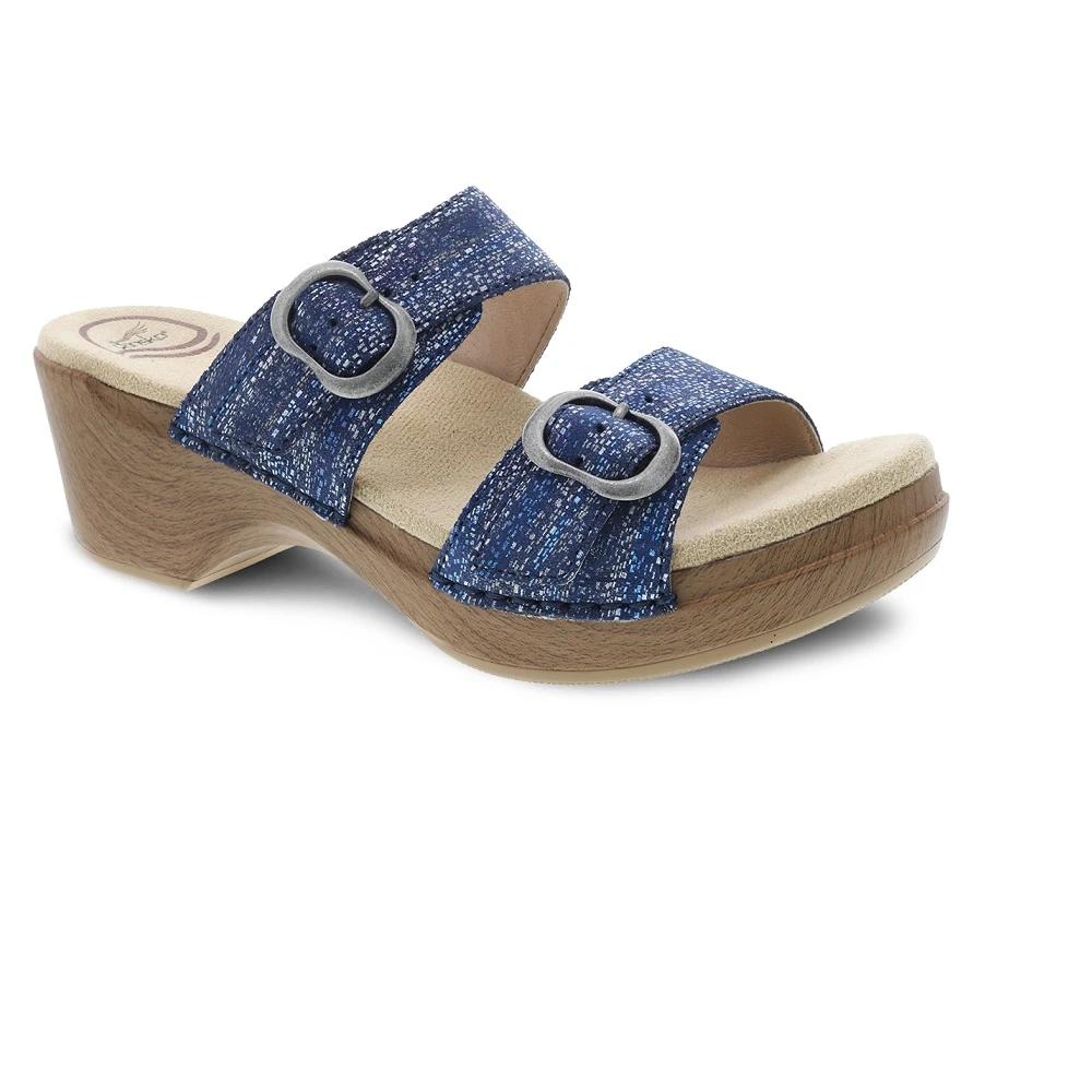 Sophie Two Strap Slide Sandal in 2020