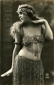 1920s Belly Dance I chose this one because it surprises me that there were belly dancers then