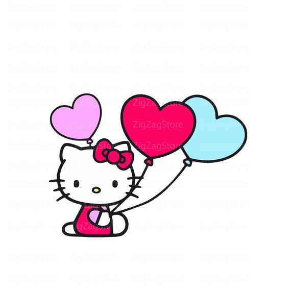 Hello Kitty Logo Png Svg Ai Jpg Vector Pictures Hello Kitty Drawing Hello Kitty Kitty
