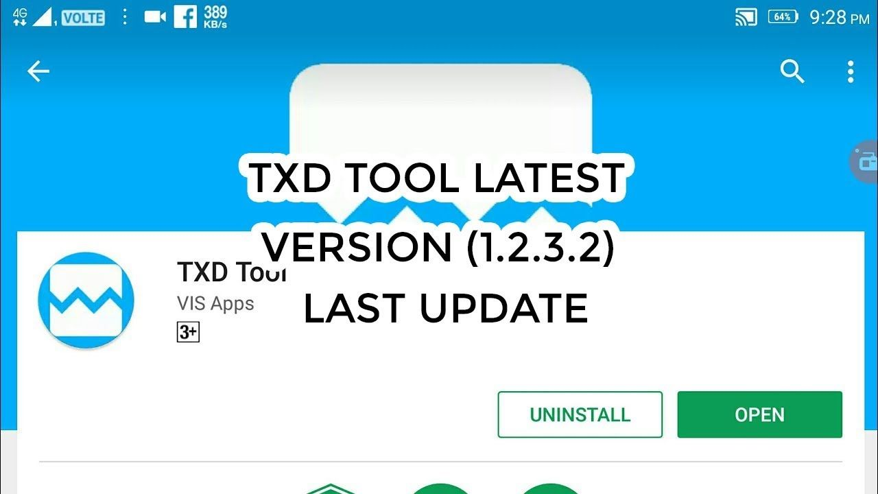 TXD TOOL APK LATEST VERSION [1.2.3.2] LAST UPDATE (With