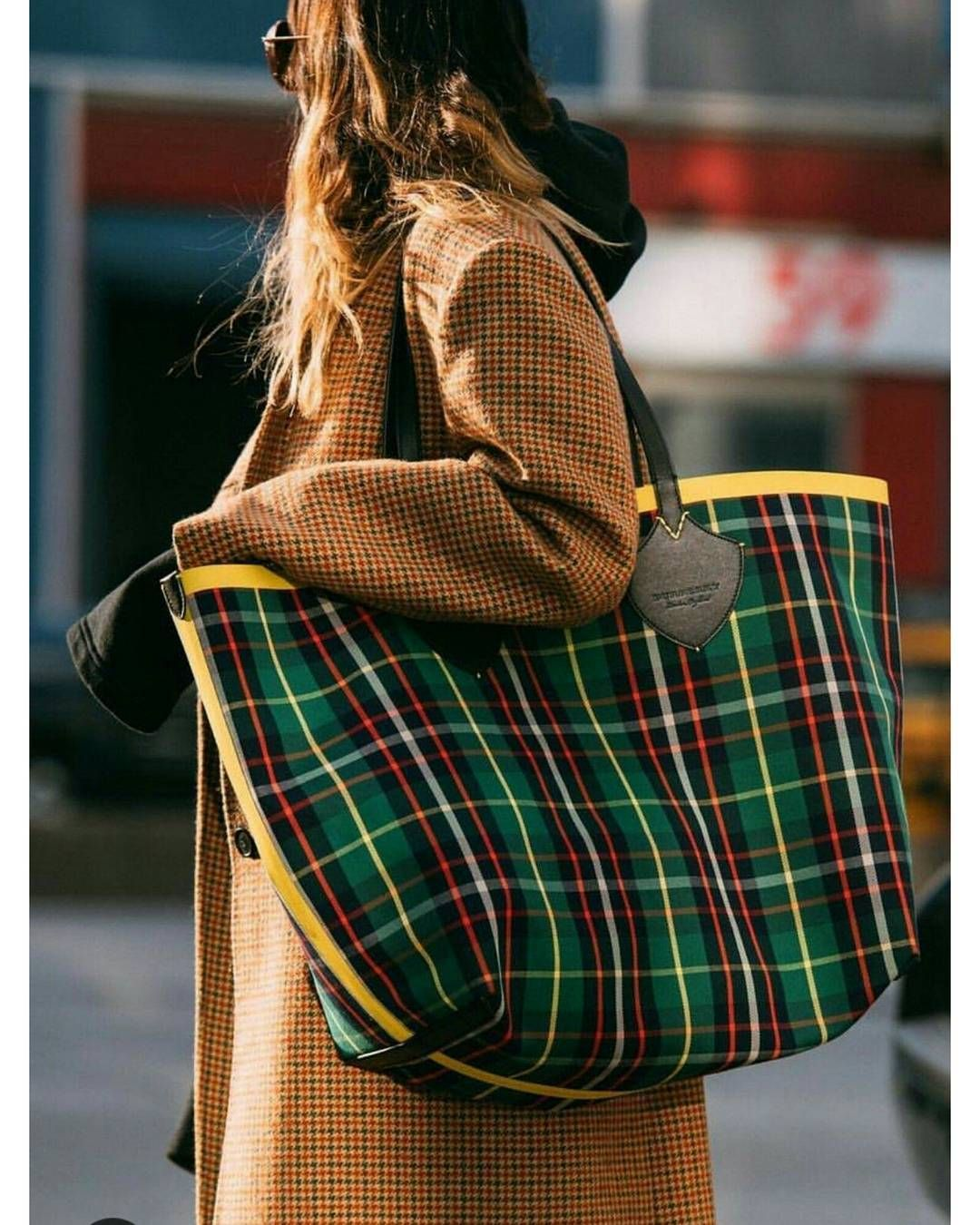 Vane Fashion Style En Plaid Inspiration Pin Bags De Y Farias Bags 7xBzRf