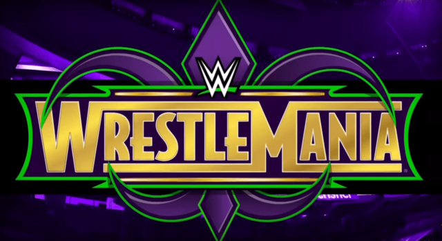 How Wrestlemania Can Make Me You Happy Wwe Wrestlemania 34 Wrestlemania Wrestlemania 33