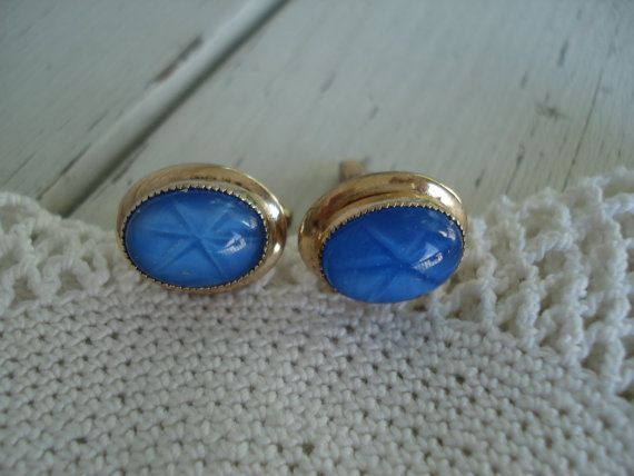 Vintage silver and blue star sapphire cufflinks by boxerlovinglady vintage silver and blue star sapphire cufflinks by boxerlovinglady 2400 sciox Image collections