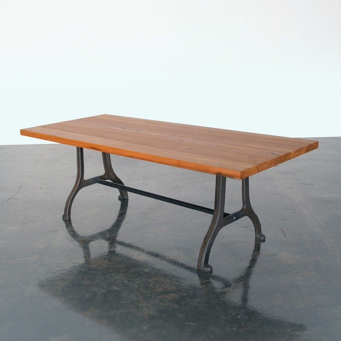 Manchester Base Table Trestle Table Dining Table [ 1120 x 1120 Pixel ]