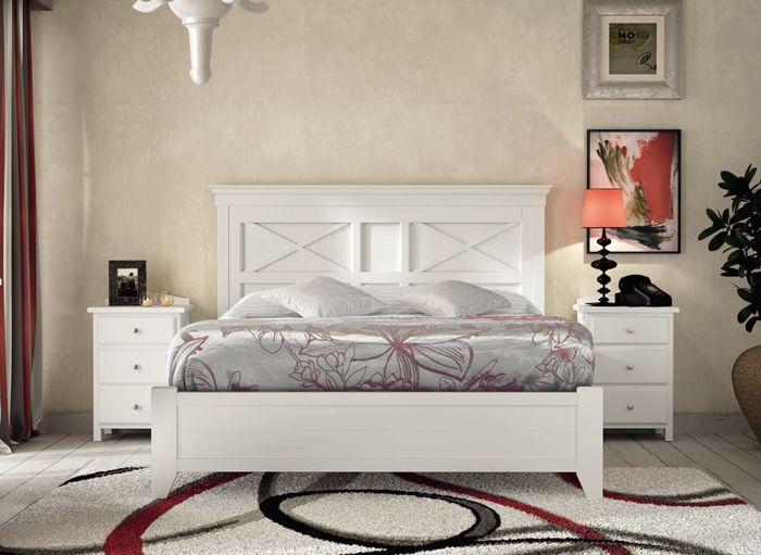 Dormitorio cl sico de estilo contempor neo compuesto por for Estilo clasico contemporaneo