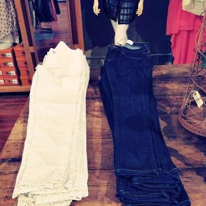 Cloud 9 Ardmore has lots of exciting things coming in the next few weeks! As well as some new jeans, and polka dotted pants that are perfect for Spring! Check it out this weekend!