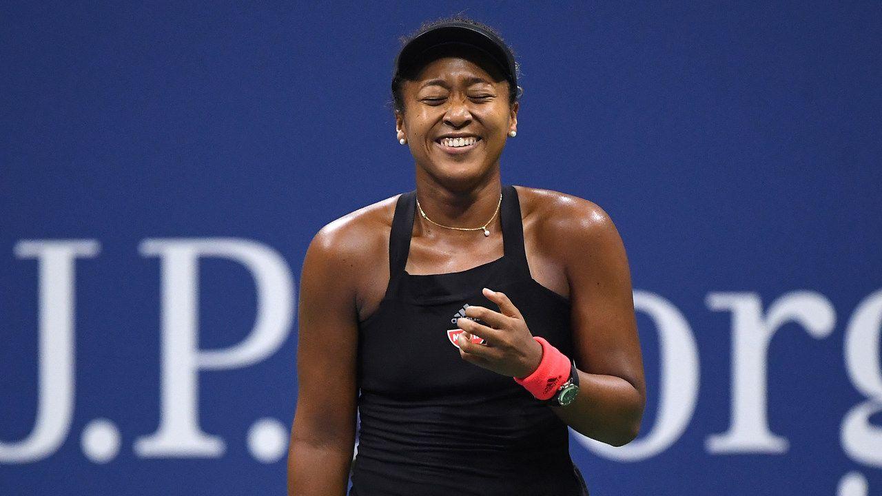 USOPEN Semifinals PHOTOS Photos Madison Keys vs. Naomi