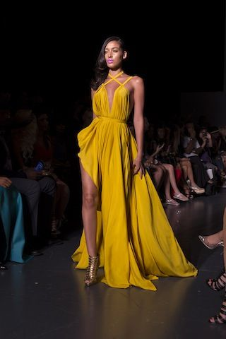 Photo of Michael Costello Spring/Summer 2016