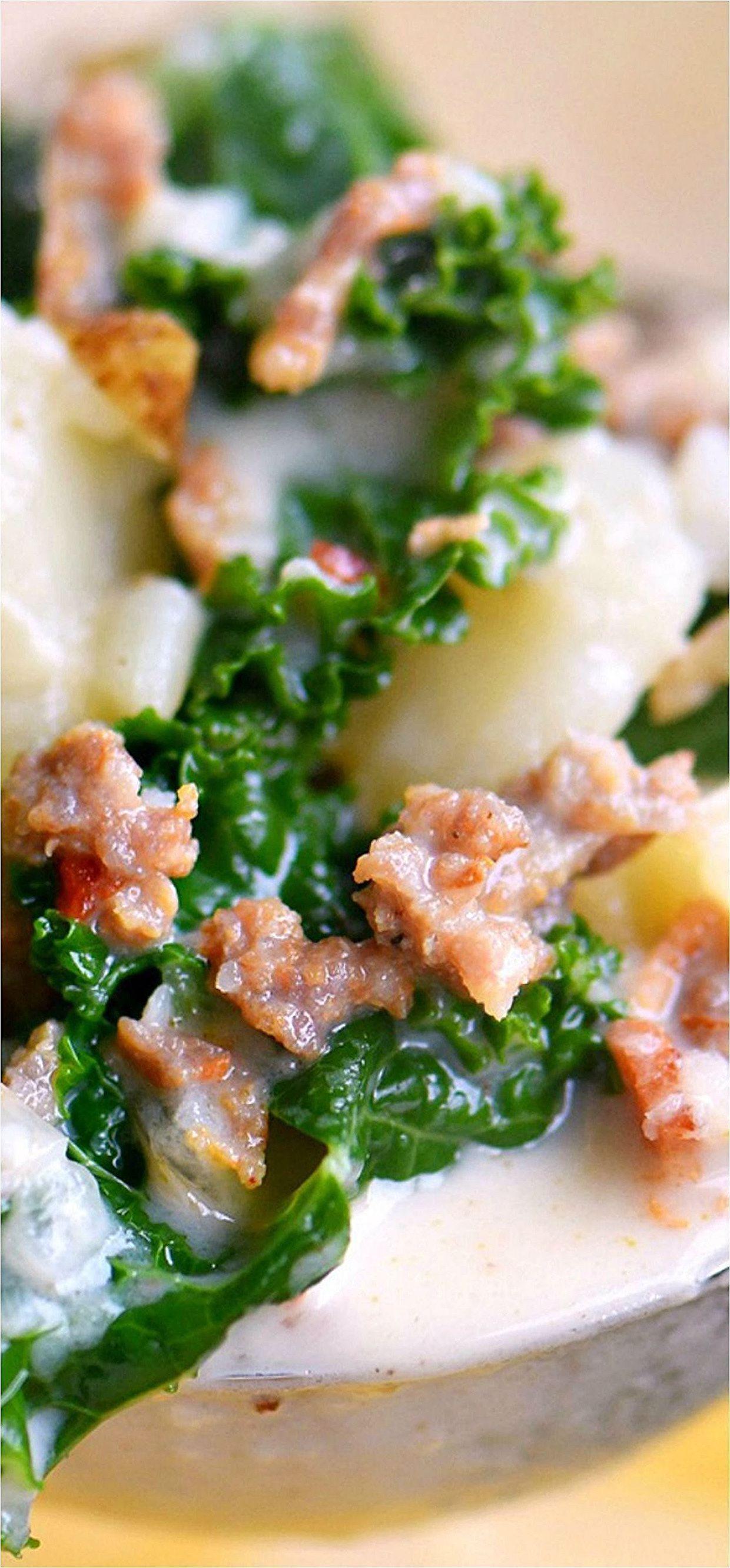 Zuppa Toscana Soup Keto - Nicheh