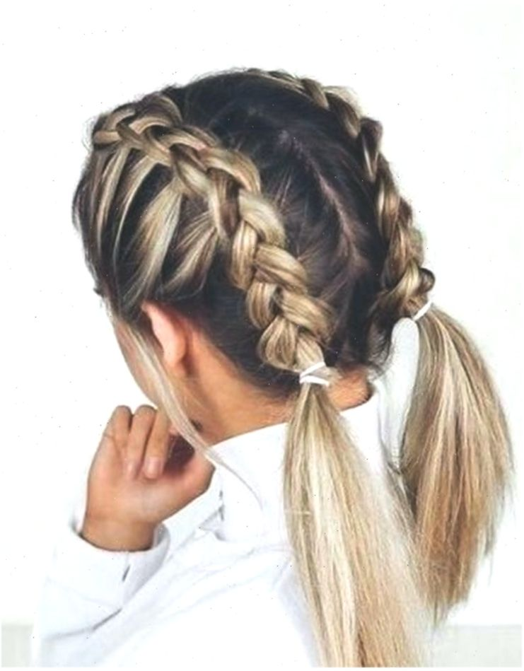 Beautiful French Braided Hairstyles For Long Hair French Fri Braidedhairstyles Frenchbraidedhai Shoulder Length Hair Medium Hair Styles Thick Hair Styles