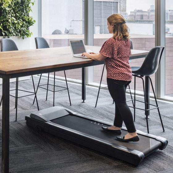Under Desk Treadmill Office Treadmills Lifespan Workplace Treadmill Desk Walking Desk Compact Treadmill