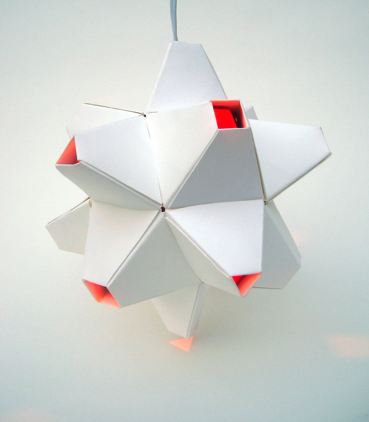 Origami Light By Wantcy Lightnlight Pinterest Origami Lights