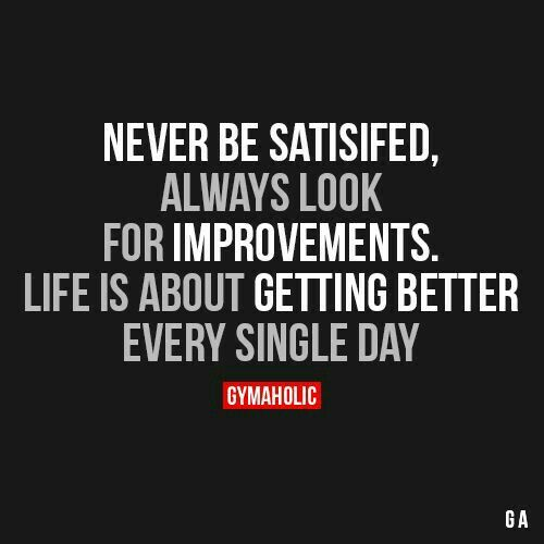 Better Every Day